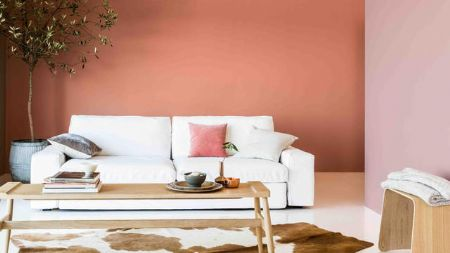 Colour of the year 2015 Copper Blush